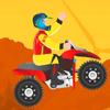 ATV zábavná jazda hra