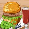 Burger Čas hra