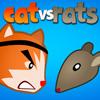 Mačka vs potkanov hra