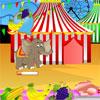 Cirkusové zvieratá hra