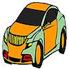 Pohodlné najlepšie auto sfarbenie hra