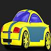 Fast ruled car coloring hra