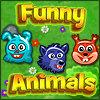 Legrační zvieratá hra