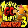 Monkey GO Happy Marathon 3 hra