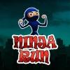 Ninja spustiť hra