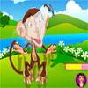 Peppys Pet Caring - Rocking Monkey hra