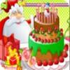 Santa Clauss Delicious Cake hra